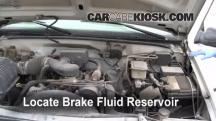 2000 GMC C3500 Sierra SL 7.4L V8 Extended Cab Pickup (2 Door) Brake Fluid