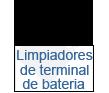 limpiadores de terminal de batería