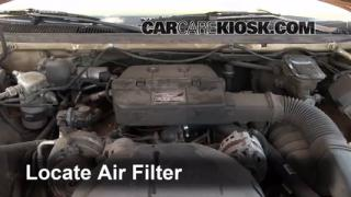 Air Filter How-To: 2000-2005 Cadillac DeVille