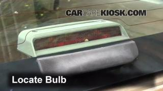 Third Brake Light Bulb Change Cadillac DeVille (2000-2005)