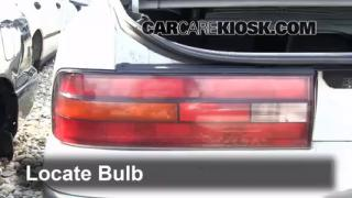 Brake Light Change 1992-1996 Toyota Camry