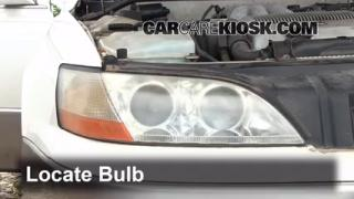 DRL Replacement 1992-1996 Toyota Camry
