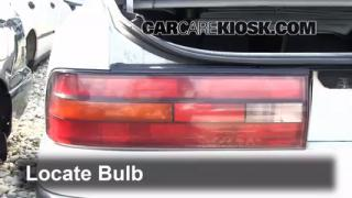 Reverse Light Replacement 1992-1996 Toyota Camry