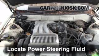 Fix Power Steering Leaks Toyota Camry (1992-1996)