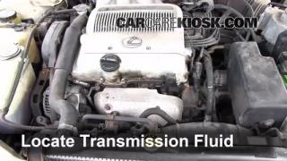 Transmission Fluid Leak Fix: 1992-1996 Toyota Camry