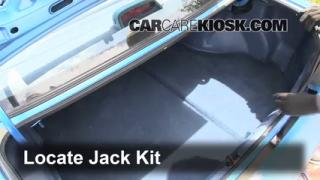 1991-1996 Ford Escort Jack Up How To