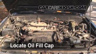 1990-1995 Toyota 4Runner Oil Leak Fix