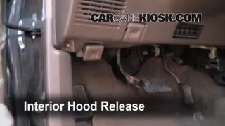 Open Hood How To 1990-1995 Toyota 4Runner