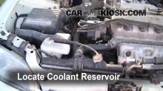 Fix Antifreeze Leaks: 1988-1991 Honda CRX