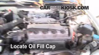 1988-1991 Honda CRX: Fix Oil Leaks