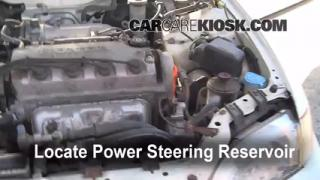 Fix Power Steering Leaks Honda Civic (1992-1995)