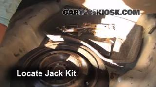 1992-1995 Honda Civic Jack Up How To