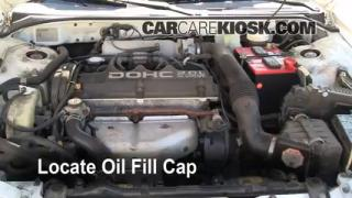 How to Add Oil Mitsubishi Eclipse (1995-1999)