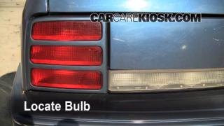 Reverse Light Replacement 1990-1996 Oldsmobile Cutlass Ciera