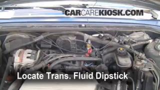Transmission Fluid Leak Fix: 1990-1997 Oldsmobile Cutlass Supreme