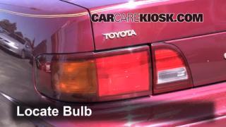Brake Light Change 1992-1996 Toyota Camry