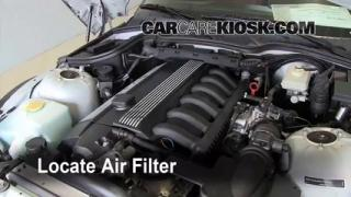 Air Filter How-To: 1996-2002 BMW Z3