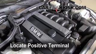 How to Jumpstart a 1996-2002 BMW Z3