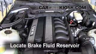 Add Brake Fluid: 1996-2002 BMW Z3