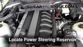Power Steering Leak Fix: 1996-2002 BMW Z3