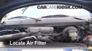 Air Filter How-To: 1994-2002 Dodge Ram 2500