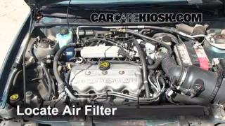 Air Filter How-To: 1997-2003 Ford Escort