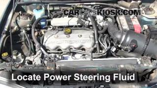 Power Steering Leak Fix: 1997-2003 Ford Escort