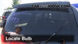 Third Brake Light Bulb Change Mitsubishi Montero Sport (1997-2004)