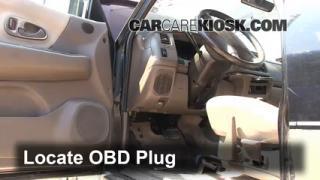 Engine Light Is On: 1997-2004 Mitsubishi Montero Sport - What to Do