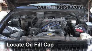 1997-2004 Mitsubishi Montero Sport Oil Leak Fix