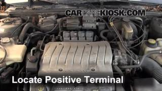 How to Jumpstart a 1995-1999 Oldsmobile Aurora