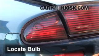 Tail Light Change 1995-1999 Oldsmobile Aurora