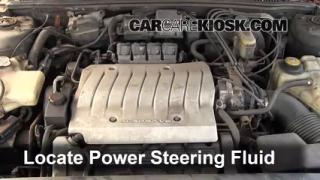 Power Steering Leak Fix: 1995-1999 Oldsmobile Aurora