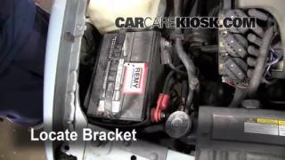 Battery Replacement: 1992-1998 Buick Skylark