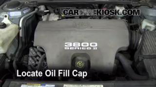 How to Add Oil Pontiac Bonneville (1992-1999)