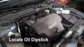 Check Oil Level 1992-1998 Buick Skylark