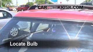 Third Brake Light Bulb Change Subaru Legacy (1995-1999)
