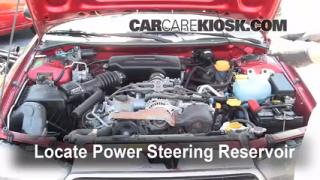 Fix Power Steering Leaks Subaru Legacy (1995-1999)
