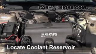Fix Antifreeze Leaks: 1997-2005 Buick Park Avenue