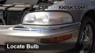 Headlight Change 1997-2005 Buick Park Avenue
