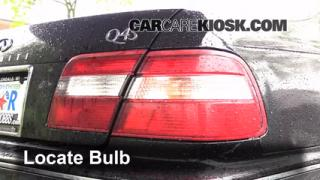 Tail Light Change 2002-2006 Infiniti Q45