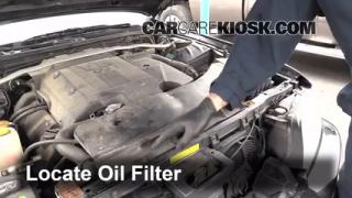 Oil & Filter Change Infiniti Q45 (2002-2006)
