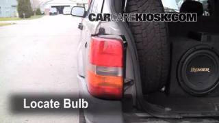 Brake Light Change 1993-1998 Jeep Grand Cherokee