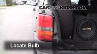 Reverse Light Replacement 1993-1998 Jeep Grand Cherokee