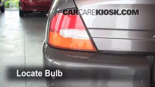 Reverse Light Replacement 1998-2001 Nissan Altima