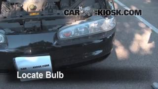 Highbeam (Brights) Change: 1998-2002 Oldsmobile Intrigue