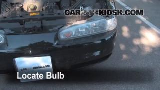 Headlight Change 1998-2002 Oldsmobile Intrigue