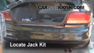 1998-2002 Oldsmobile Intrigue Jack Up How To