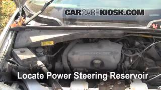 Power Steering Leak Fix: 1997-2005 Pontiac Trans Sport