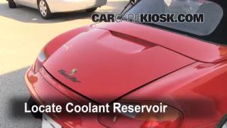 Fix Coolant Leaks: 1997-2004 Porsche Boxster